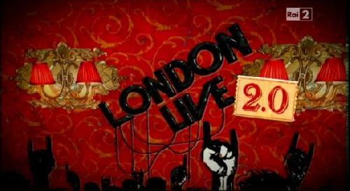I SOUL REVOLUTION SU LONDON LIVE 2.0