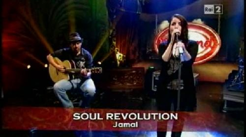 Soul Revolution - Rai Due