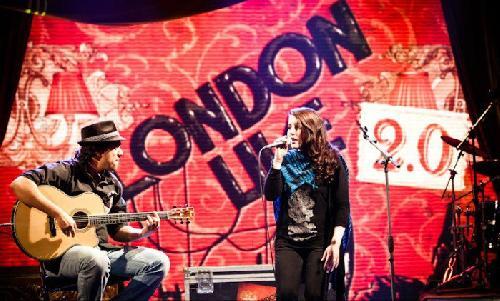 Soul Revolution @ London Live 2.0
