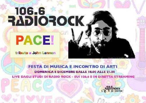 I Soul Revolution live su Radio Rock per un tributo a John Lennon