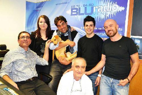 Il 12 Marzo i Soul Revolution ospiti del programma BluTime su Blu Radio Veneto