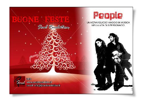 I nostri auguri di Natale!