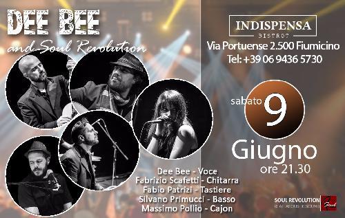 Soul Revolution live @ Indispensa Bistrot - 9 giugno 2018