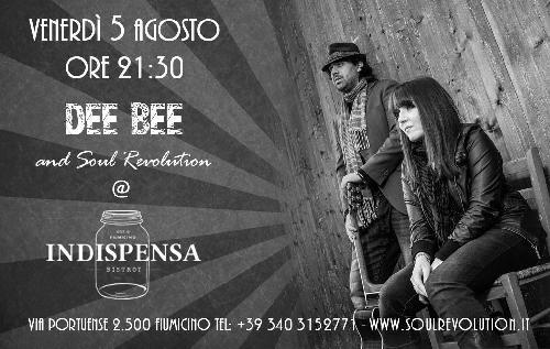 Concerto Soul Revolution 5 Agosto