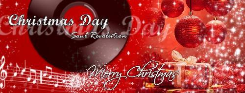 Nuovo singolo Natalizio dei Soul Revolution - Christmas Day