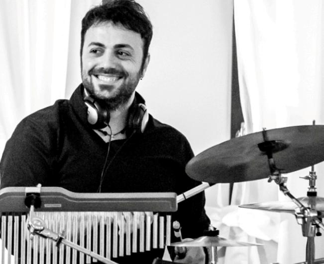 Enrico Caruso - batteria