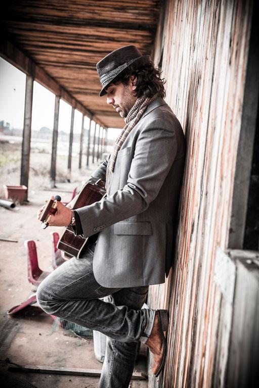 Fabrizio Scafetti - la chitarra acustica